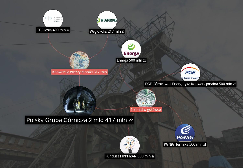 Polska Grupa Górnicza - kto tworzy tę spółkę?