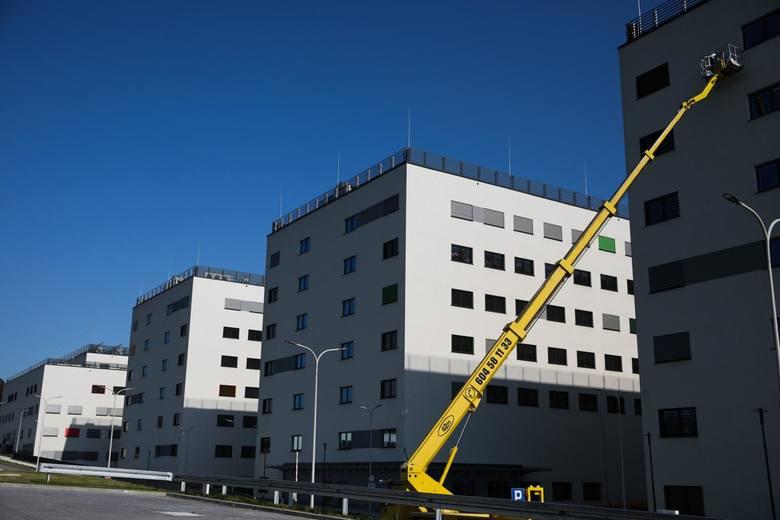 Nowa Siedziba Szpitala Uniwersyteckiego