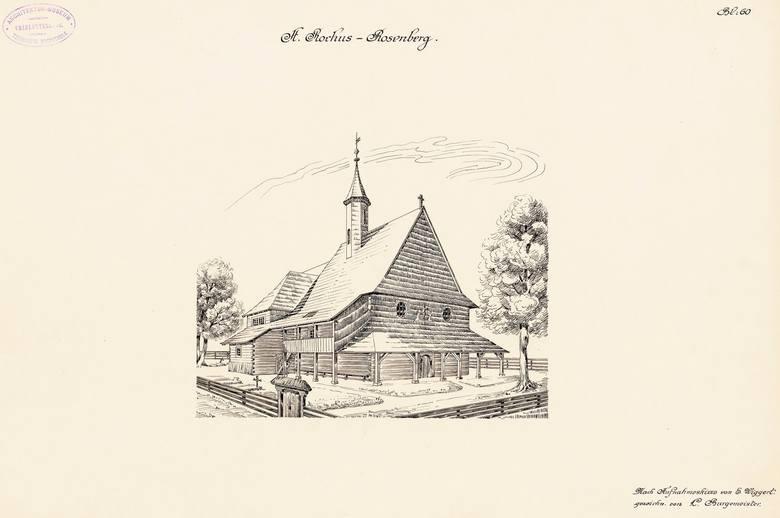 Dzisiaj pamiątką po ostatniej dżumie na Śląsku jest ponad 300-letni zabytkowy kościół drewniany pw. św. Rocha, Rozaliii Sebastiana w Grodzisku.