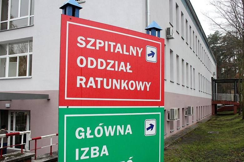 20 ratowników po 3 przepracowanych miesiącach straciło pracę we włocławskim szpitalu. Lecznicy nie stać na utrzymanie tylu ratownikó medycznych.