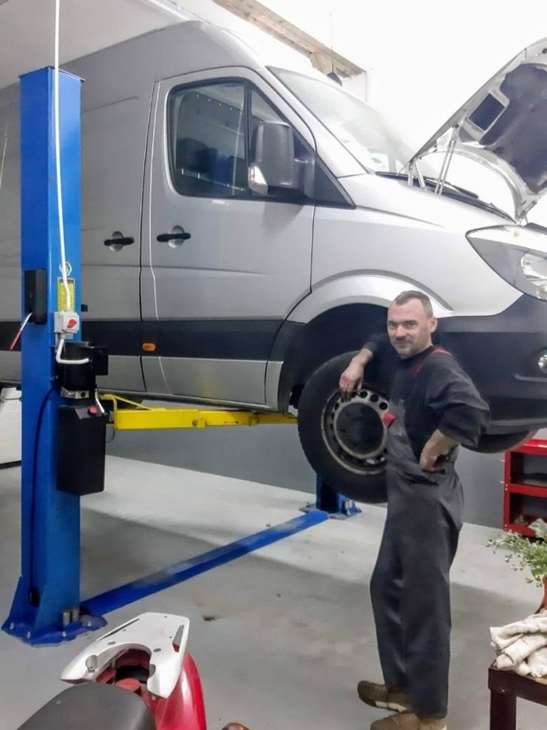 Mechanik RokuSławomir Dębski Autoryzowany Serwis Renault, Kołobrzeg