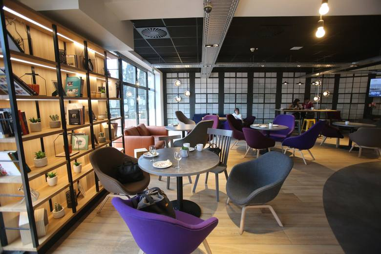 Hotel Campanile w Katowicach świętuje 20. urodziny. Pokazał też wnętrza po remoncie.