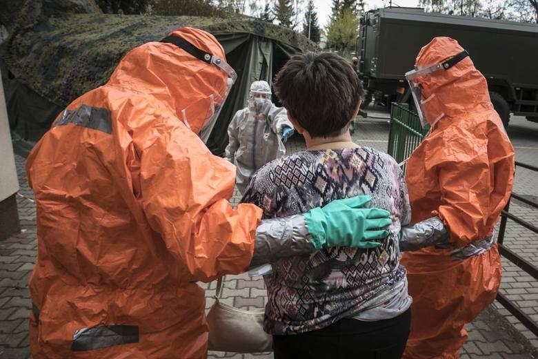 W zamojskim DPS jest ognisko koronawirusa. Zachorowało 28 osób, w tym 14 pensjonariuszek