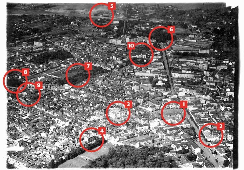 Niezwykłe zdjęcia. Taki był Białystok 100 lat temu