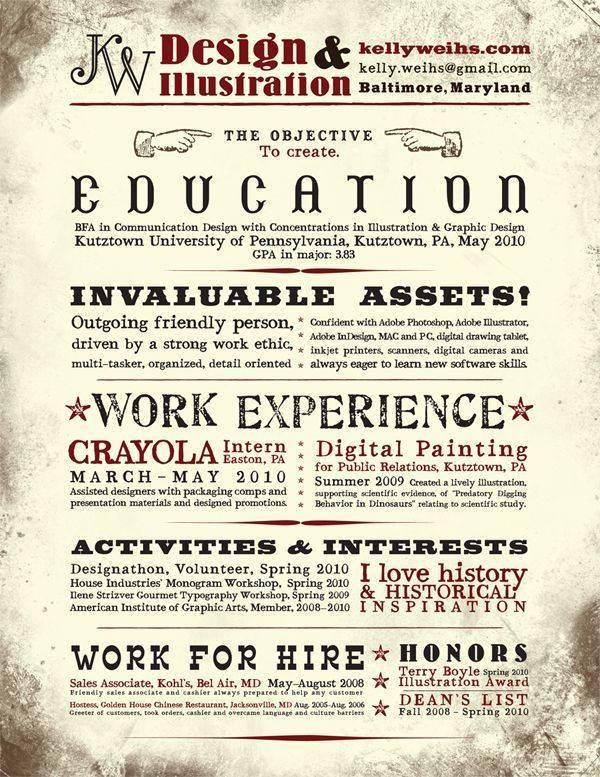 Jak zrobić oryginalne CV? 25 przykładów kreatywnych CV