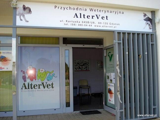 Gdańsk. AlterVet- hotel dla królików i gryzoniPrzychodnia weterynaryjna AlterVet zorganizowała profesjonalny hotel przeznaczony wyłącznie dla królików