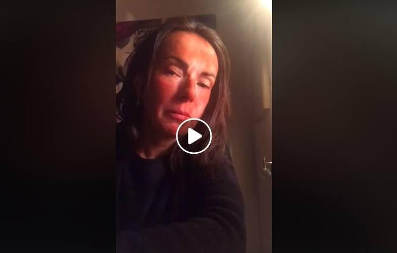 Piosenkarka Kasia Kowalska opublikowała dzisiaj bardzo przejmujący film! Gwiazda wyznała, że jej córka jest w szpitalu w Londynie w ciężkim stanie. Jak