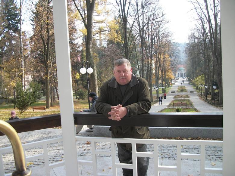 Supersołtys Wielkopolski 2014: Krzysztof Dorna, sołtys wsi Dąbrowa