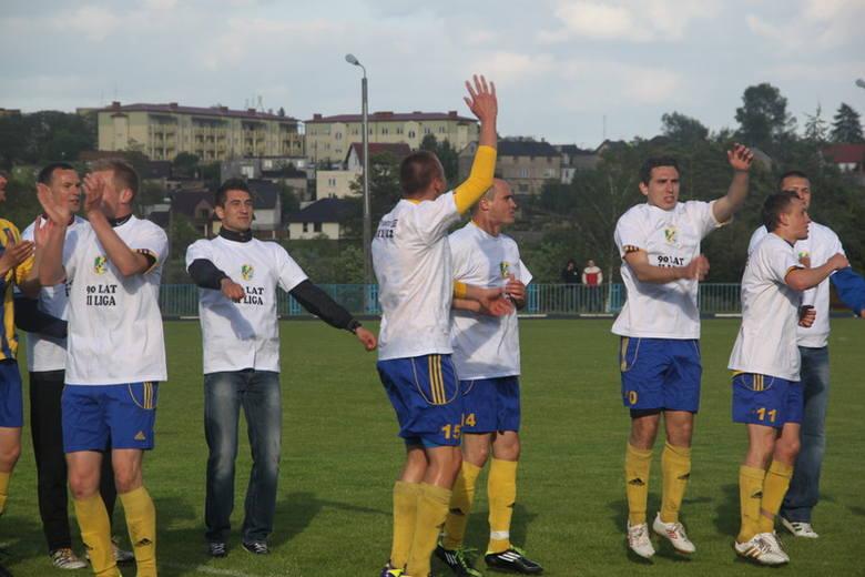 Lech Rypin w 2. lidze