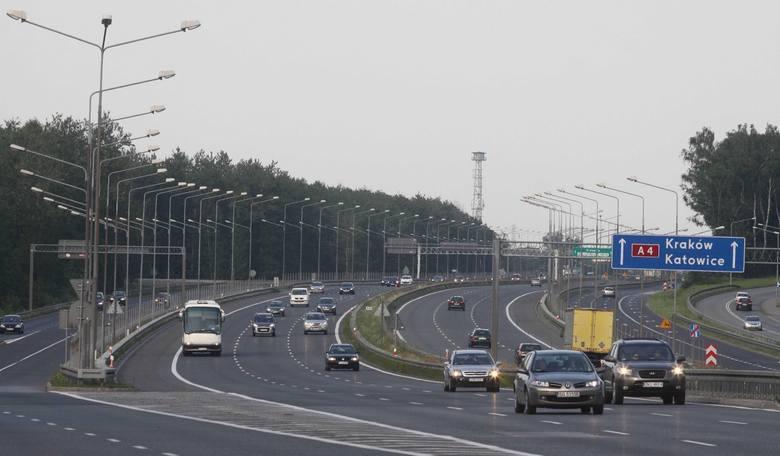 Ceny za korzystanie z A4 Katowice-Kraków wzrosną? Firma odpowiedzialna za autostradę notuje mniejszy zysk niż przez rokiem