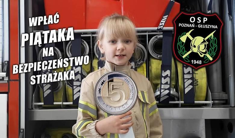 Strażacy z Poznania walczą z koronawirusem, ale sami potrzebują pomocy