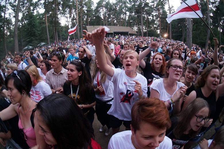 Festiwal Muzyki Młodej Białorusi BASowiszcza 2014. AB-BA Arkiestr na jubileusz (zdjęcia, wideo)