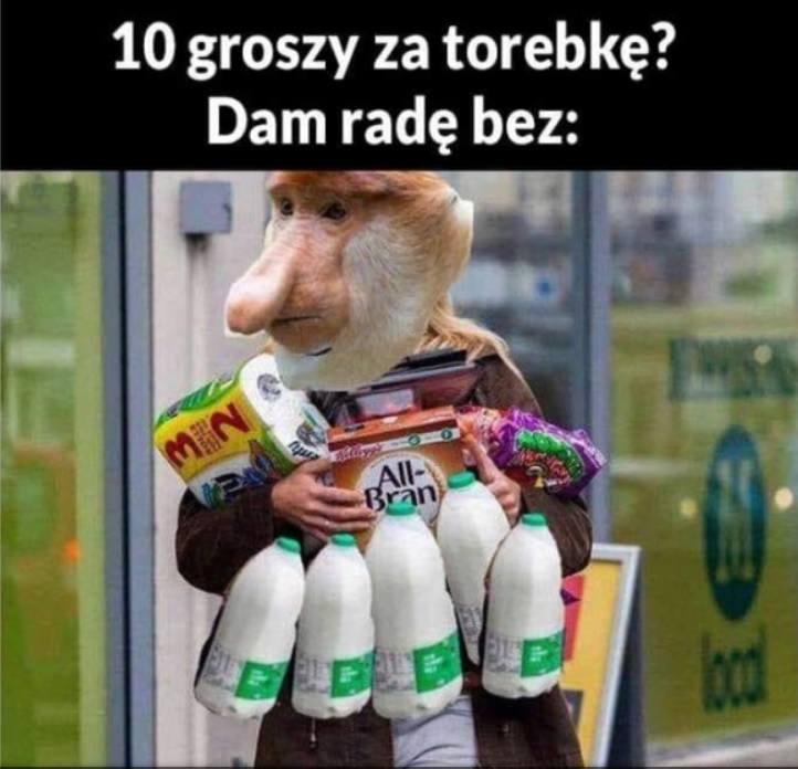 Niestety, zachowania niektórych klientów sklepów są skandaliczne. Pomysłowość klientów w naszym regionie nie zna granic... Smutny wydaje się obraz polskiego