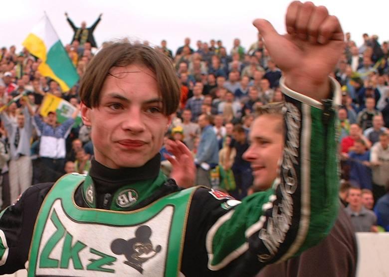 15 lat temu odszedł Rafał Kurmański, wielki talent i nadzieja żużla w Zielonej Górze. Miał być następcą Tomasza Golloba (ZDJĘCIA)