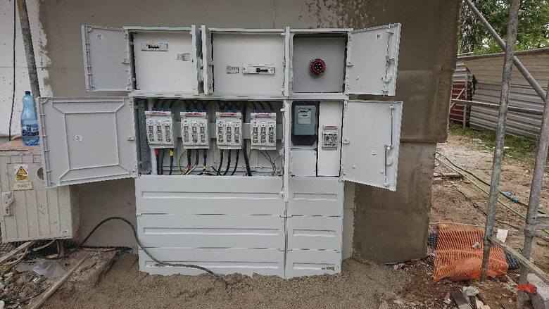 ELTECH SAJONZ Usługi elektryczno-techniczne KRZYSZTOF SAJONZ