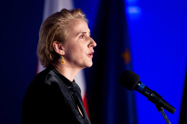 <strong>Joanna Scheuring-Wielgus</strong> - posłanka Nowoczesnej kandydowała na prezydenta Torunia w 2014 roku. Dawała sygnały, że możliwa jest powtórka w 2018 roku.<br />