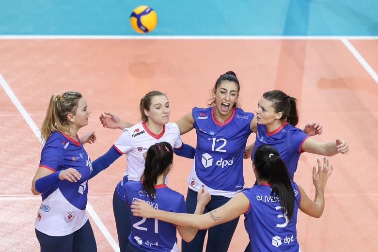 Siatkarki Developres SkyRes Rzeszów i Legionovii Legionowo trwająca przerwę w rozgrywkach Ligi Siatkówki Kobiet wykorzystały na rozegranie dwóch sparingów.