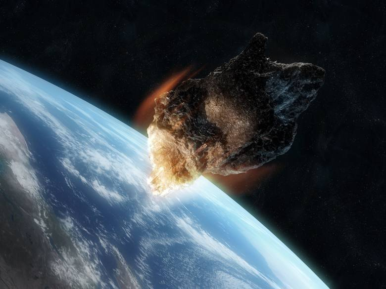 Asteroida zbliża się do Ziemi. Koniec świata w 2020 roku? Czy czeka nas gigantyczne tsunami na Ziemi? Jakie skutki uderzenia? [22.02.2020]