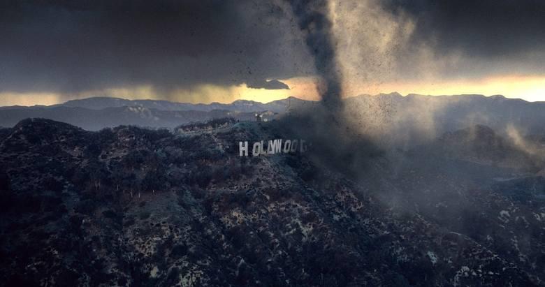 """""""Pojutrze""""Film katastroficzny w reżyserii Rolanda Emmericha (""""Uniwersalny żołnierz"""", """"Gwiezdne wrota"""","""