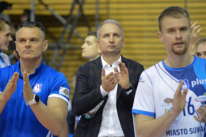 Ślepsk Malow Suwałki zakończył rozgrywki na 9. miejscu