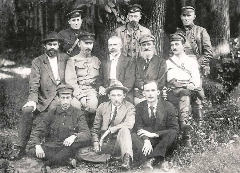 Tymczasowy Komitet Rewolucyjny Polski, niedoszły rząd Polskiej Republiki Rad, sierpień 1920 r.