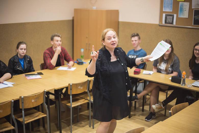 Bądź jak Szekspir - projekt w II LO w Słupsku [zdjęcia, wideo]