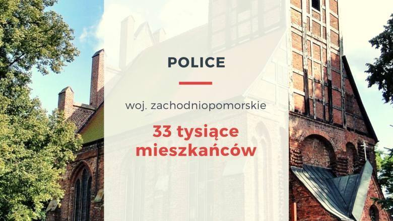 W 1898 roku Police uzyskały połączenie kolejowe ze Szczecinem. Linia kolejowa przetrwała nieco ponad 100 lat - zamknięto ją w 2002 roku. Mieszkańcy Polic