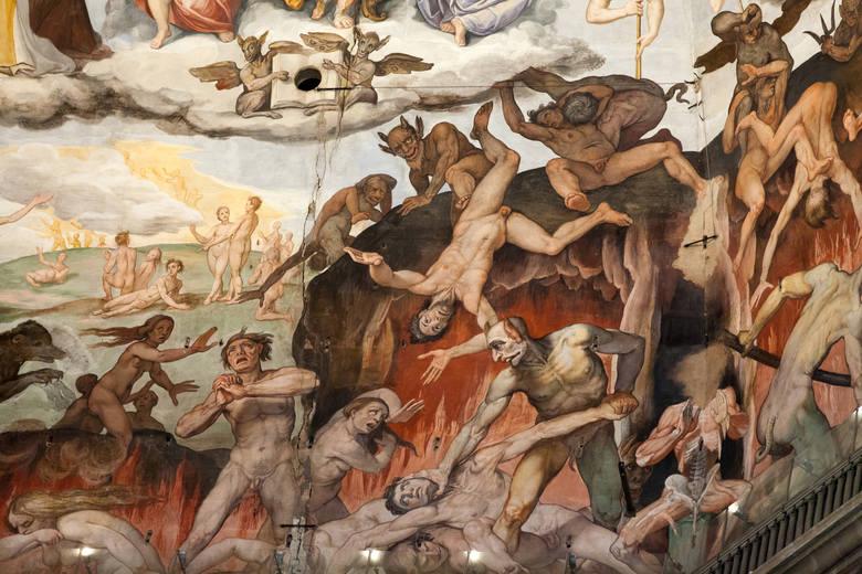 Za co trafiłbyś do piekła 500 lat temu? Nie uwierzysz, co kiedyś było najcięższym grzechem!