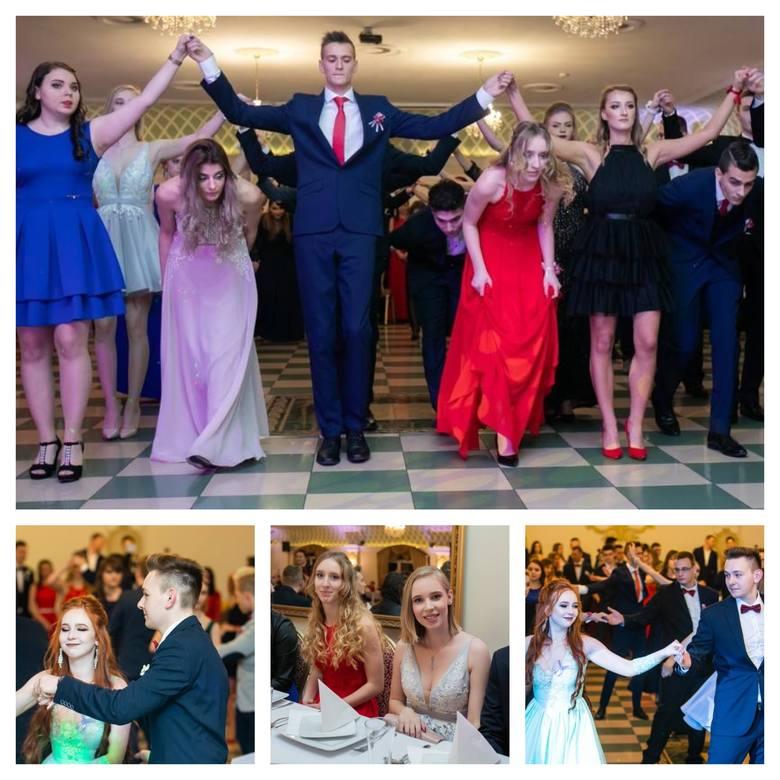Trwa sezon studniówek. W sobotę (12 stycznia) na balu w Park Hotelu bawili się uczniowie Technikum Gastronomicznego w Bydgoszczy.