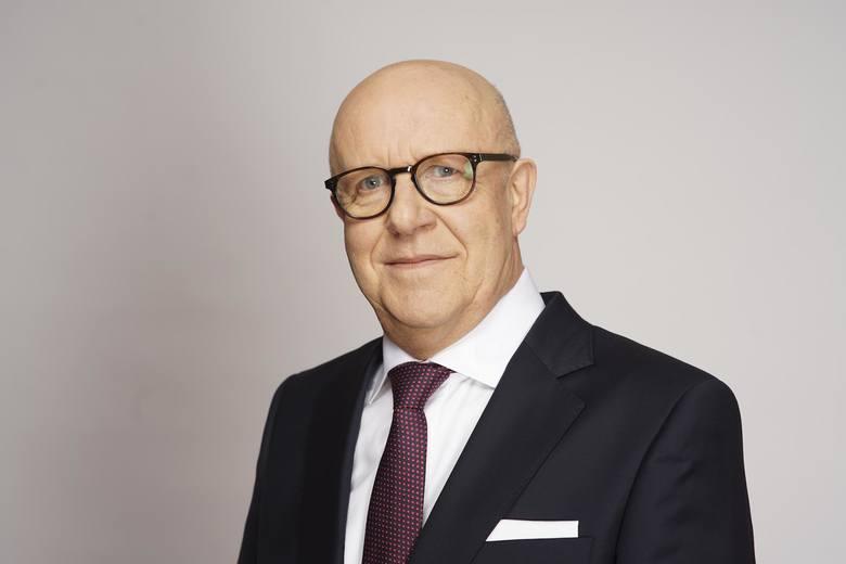Wojciech Kruszewski, prezes Polskiej Sieci Handlowej Lewiatan