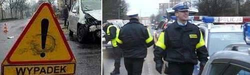 Śmiertelny wypadek koło Sławna. Droga jest już odblokoiwana