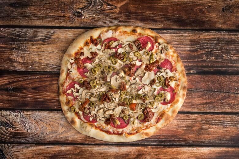 Ranch Burger & pizza