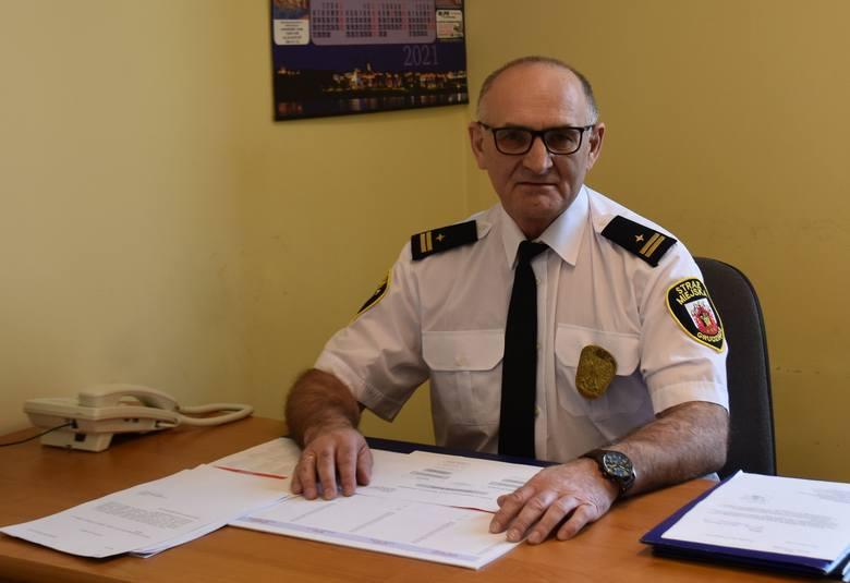 Wiesław Dziadkowiec został w drodze awansu wewnętrznego zastępcą komendanta Straży Miejskiej w Grudziądzu. Z tą jednostką jest związany od ponad 4 lat.
