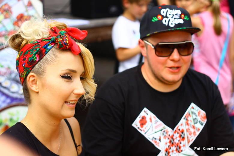 """Cleo i Donatan znani są m.in. z utworu """"My Słowianie""""."""