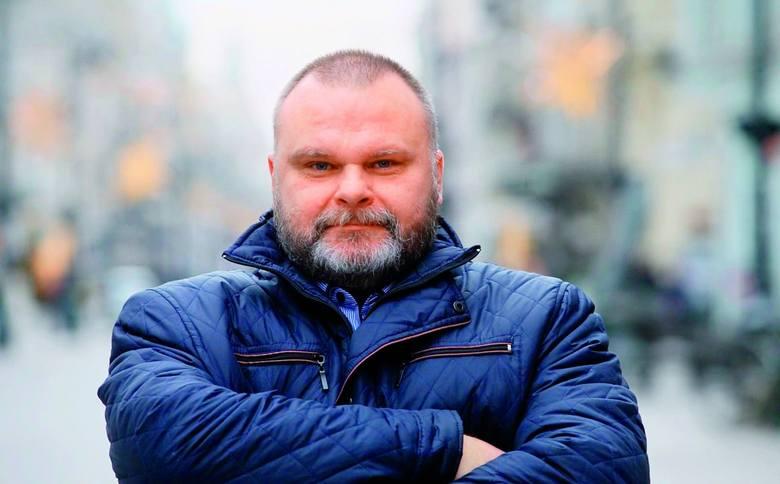 Maciej Grubski, przez lata łódzki senator, a wcześniej radny łódzkiej Platformy Obywatelskiej, przed dwoma laty rozstał się z PO, nie jest to także ten