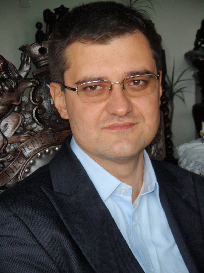 Marcin Popkiewicz, popularyzator nauki, klimatolog, ekspert portalu Naukaoklimacie.pl.