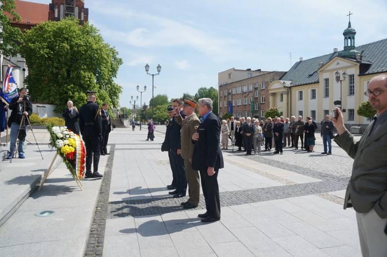 Rynek Kościuszki. 80. rocznica śmierci Marszałka Józefa Piłsudskiego (zdjęcia, wideo)