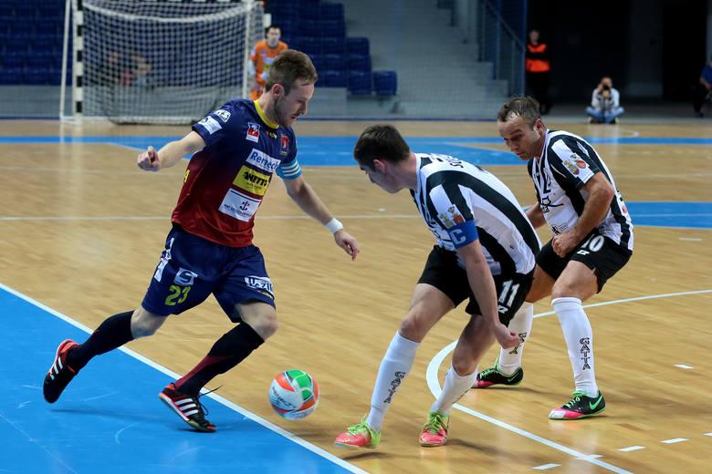 Portowcy w Szczecinie zremisowali z Gattą 1:1.