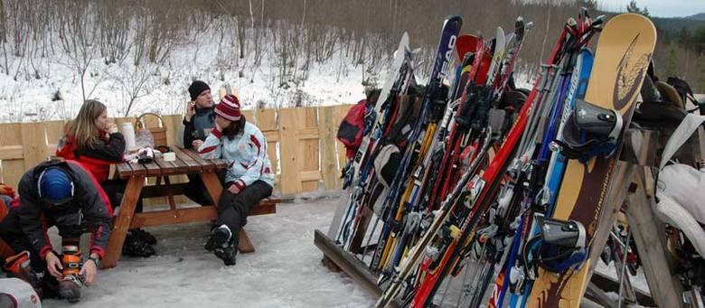 Wyciągi narciarskie na Podkarpaciu wciąż pracują