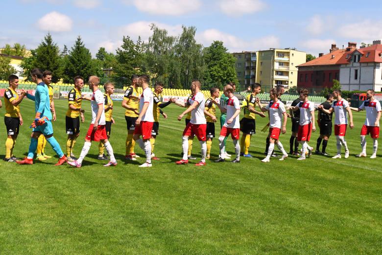 2 liga. Siarka Tarnobrzeg wygrała 2:1 ze Skrą Częstochowa. Wygrana nic nie dała, Siarka spadła do trzeciej ligi!