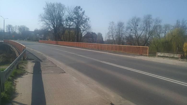 Most nad rzeką Mała Panew w Czarnowąsach będzie zamknięty 10 kwietnia
