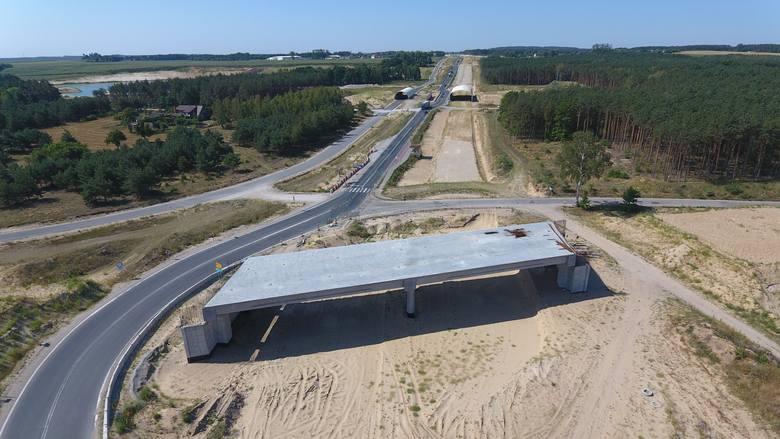 Budowa drogi S5 w regionie. Opuszczone odcinki mają ożyć wiosną 2020 roku. Jeśli ktoś je weźmie