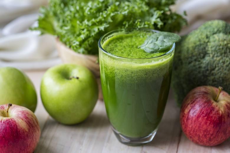 Dieta na oczyszczenie organizmu - dieta sokowo-koktajlowa