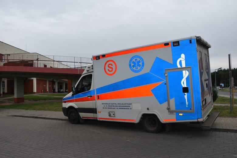 """W strefie tzw. """"czystej"""" przebywa 168 pacjentów, którzy nie są zarażeni koronawirusem"""