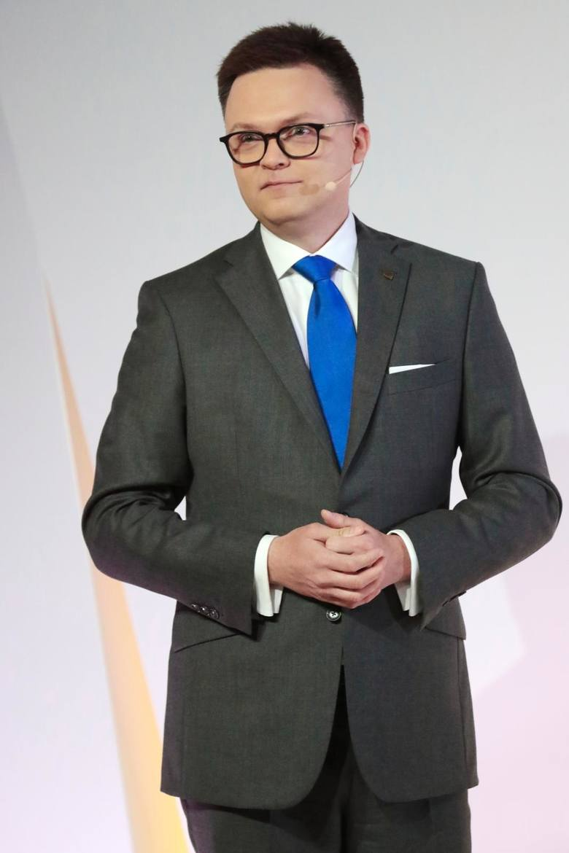 Były dziennikarz i prezenter telewizyjny, a obecnie prezes partii Polska 2050 zaszczepił się preparatem koncernu Pfizer.zobacz więcej --->Zobacz