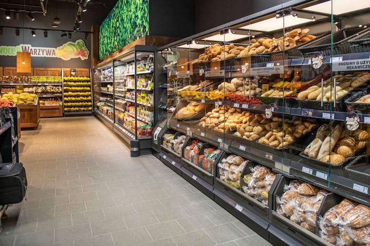 Nowy supermarket Netto mieści się w historycznym miejscu Bałut, tzw. jatkach Jojne Pilcera, przy ul. Wojska Polskiego 2