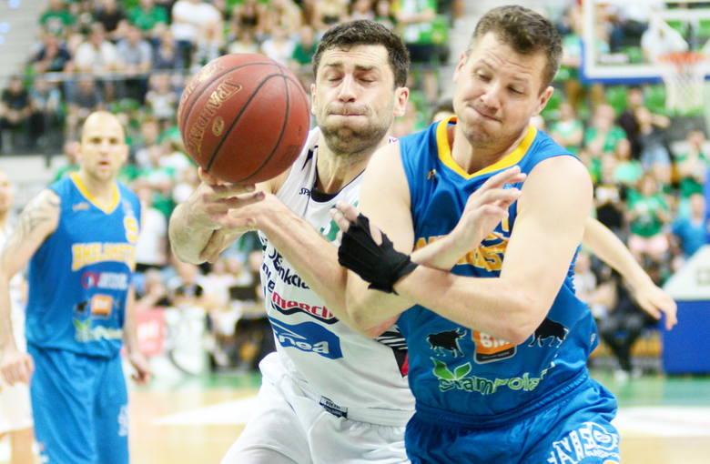 Adam Hrycaniuk i Kamil Chanas