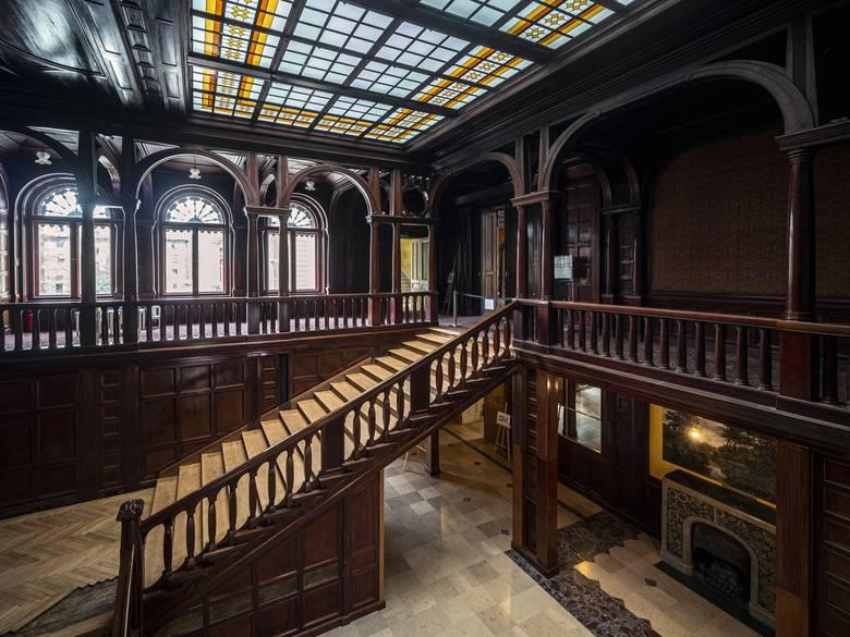 W wyremontowanych pomieszczeniach powstaną m.in. sala multimedialna oraz biblioteka, których muzeum wcześniej nie miało. Atrakcją na ponowne otwarcie