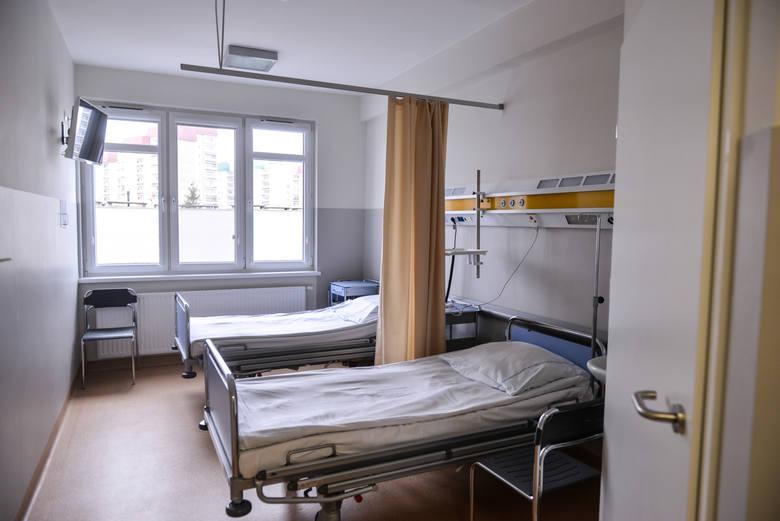 Tak komfortowych  warunków pobytu nie oferował do tej pory pacjentom - głównie osobom starszym - żaden oddział chorób wewnętrznych na Pomorzu.