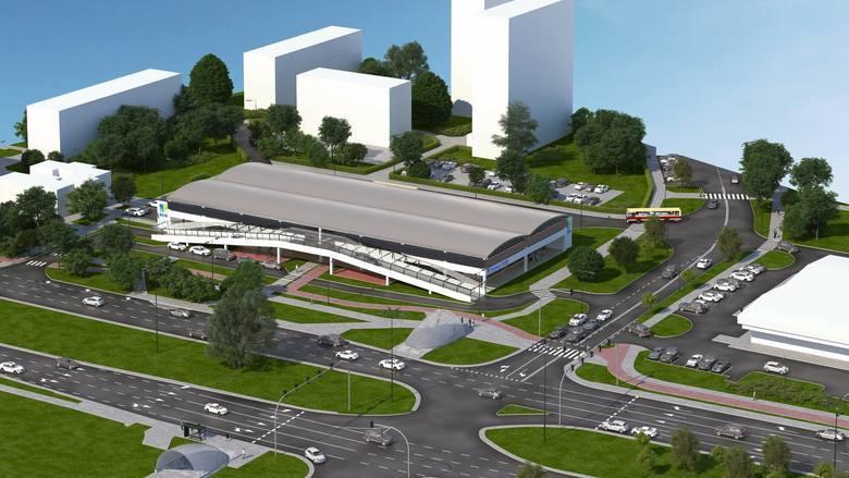 """Biuro Architektoniczne """"ComProjekt"""" - wstępna koncepcja parkingów"""